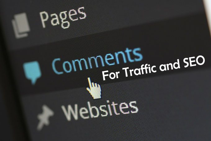 Blog Commenting for Traffic and SEO Ranking