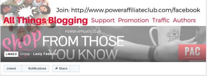 Power Affiliate Clup (PAC)