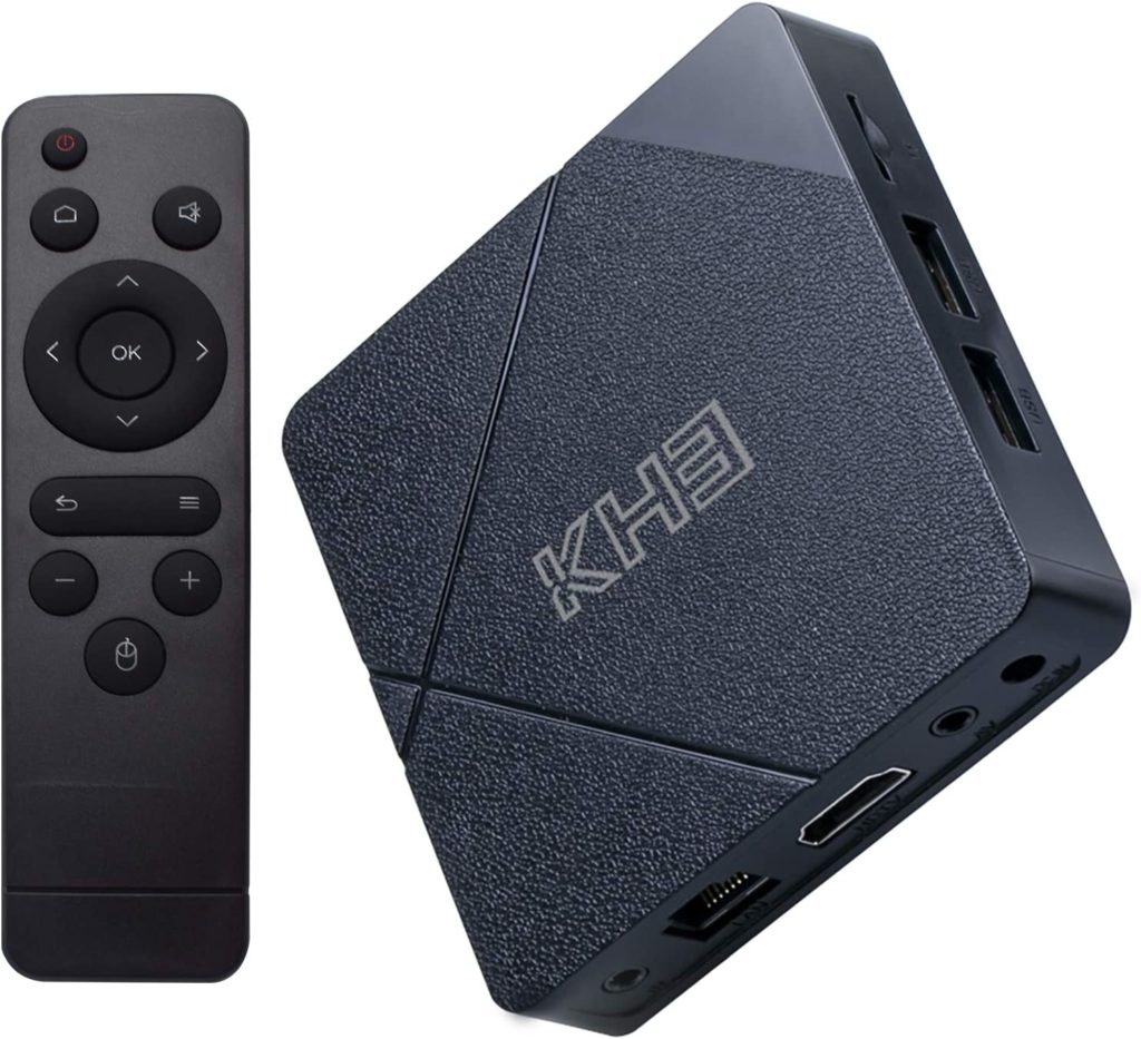 KH3 Android TV Box