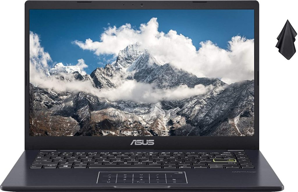 Newest ASUS 14 Thin Light Business Student Laptop
