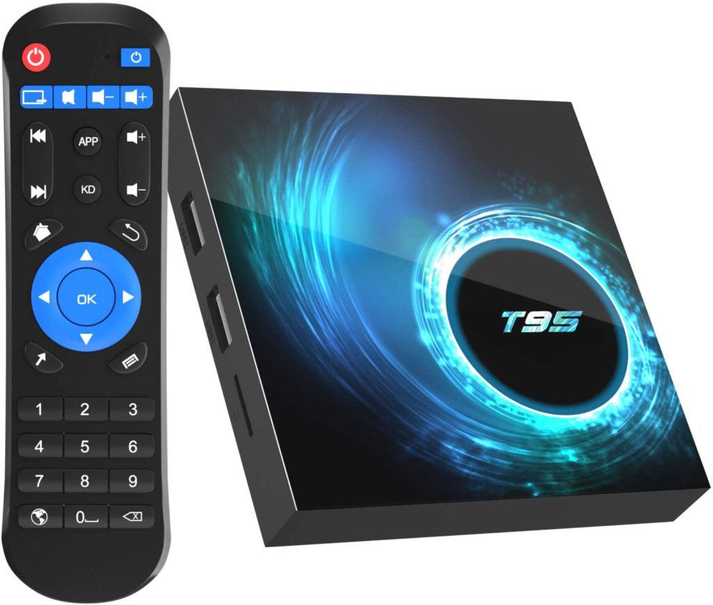 T95 Android TV Box