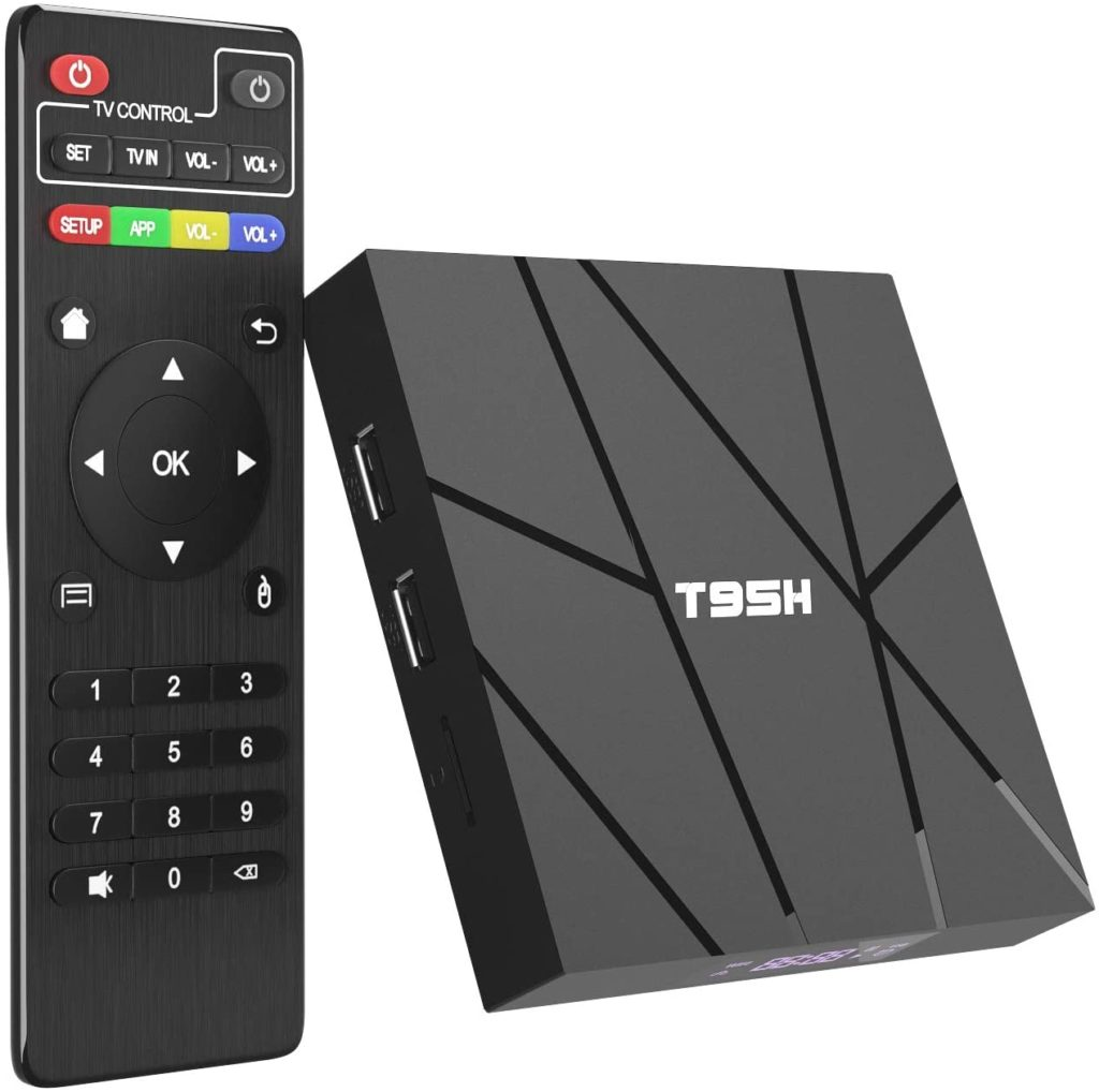 T95H Android TV Box
