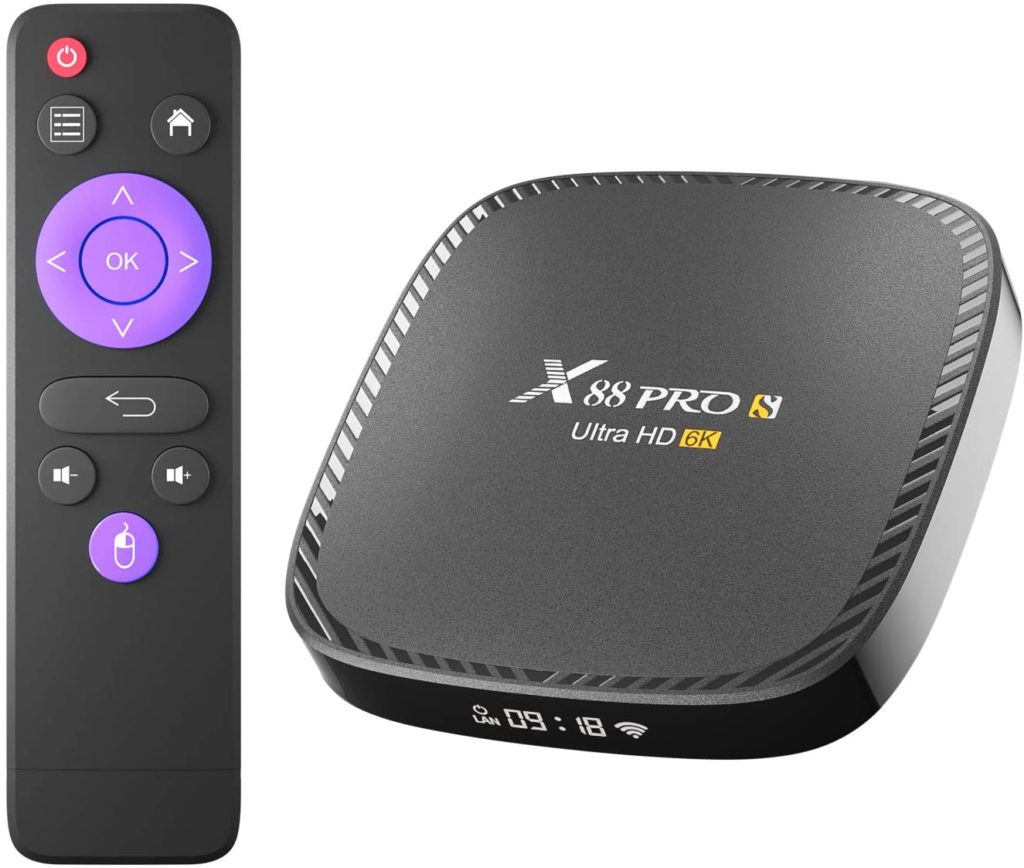 X88Pro Android TV Box